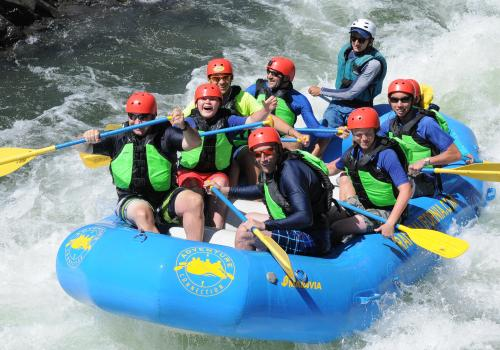 224 Rafting